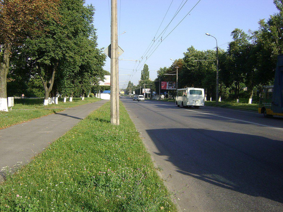 вулиця Луцька